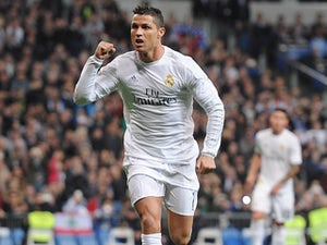 Ronaldo scores three in Real rout