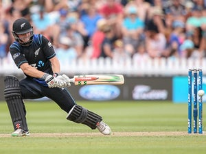 Nicholls hits maiden Test ton for New Zealand