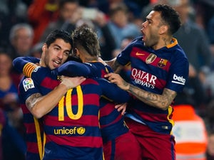 Barcelona make Copa del Rey semi-finals