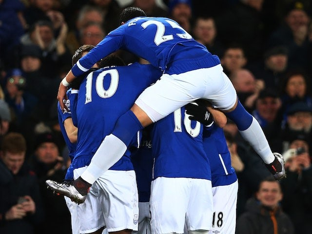 Result: Everton end five-game winless run