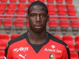 Abdoulaye Doucoure poses for his Rennes portrait in September 2015