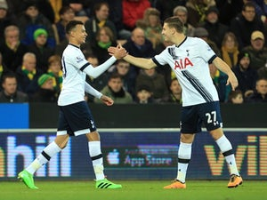 Kevin Wimmer 'passes Stoke City medical'
