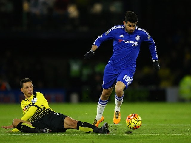 Result: Chelsea still unbeaten under Hiddink