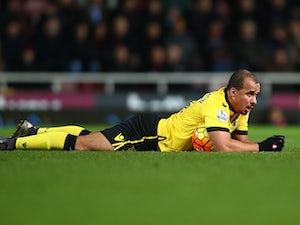Gabriel Agbonlahor out again for Villa