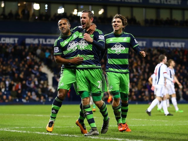 Result: Rondon denies Swansea at the death