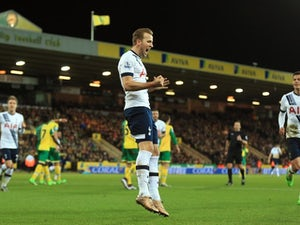 Spurs declare Kane fit for Swansea match