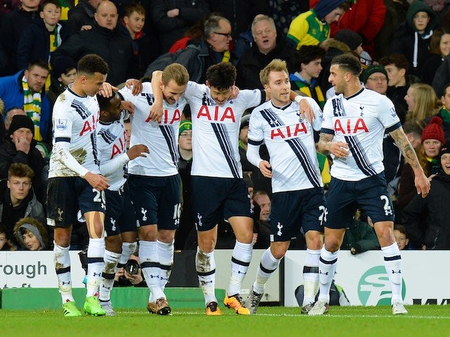 Result: Alli, Kane on point in Spurs triumph