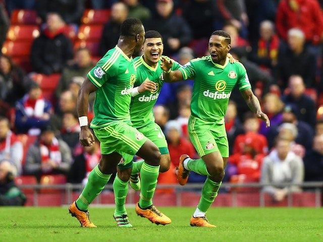 Result: Late Sunderland comeback stuns Liverpool