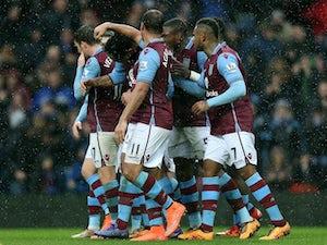 Villa close gap to safety