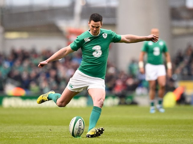 Ireland trio expected to be fit for France clash