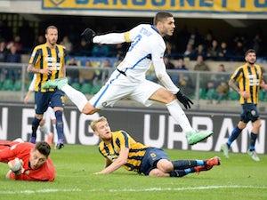 Inter deny Verona unlikely win