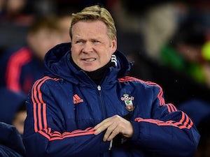 Koeman: 'Southampton can finish fourth'