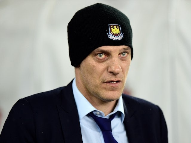 Result: West Ham fall to Europa League defeat