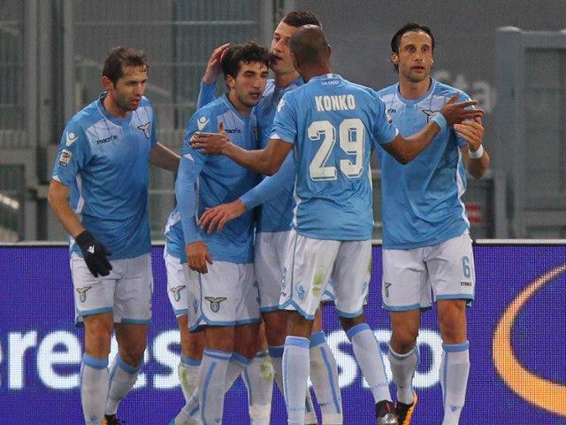 Result: Five-star Lazio thrash Verona
