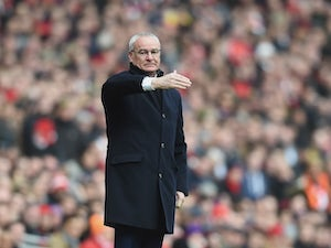 Ranieri: 'Leicester players are scared'
