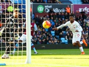 Klopp delighted with Sturridge return