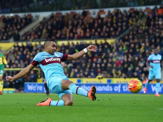 Result: West Ham peg back Norwich
