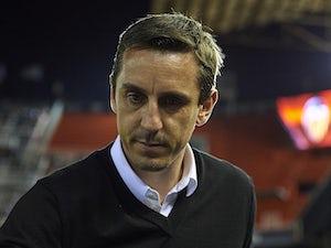 Neville ends wait for league win
