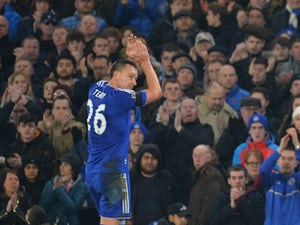 """Chelsea delighted to keep """"leader"""" Terry"""