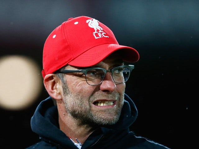 Jurgen Klopp prepares for the FA Cup fourth-round replay between West Ham United and Liverpool on February 9, 2016