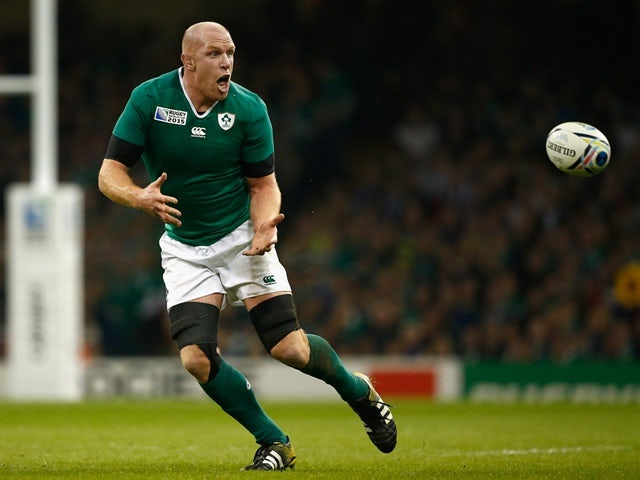 Paul O'Connell becomes Ireland's forwards coach