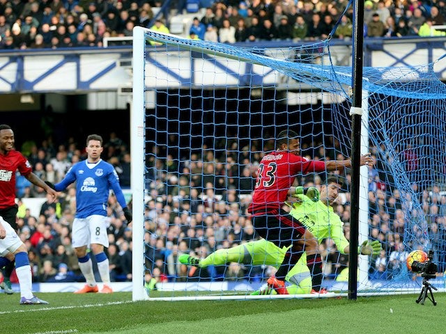 Result: Rondon goal enough to see off Everton