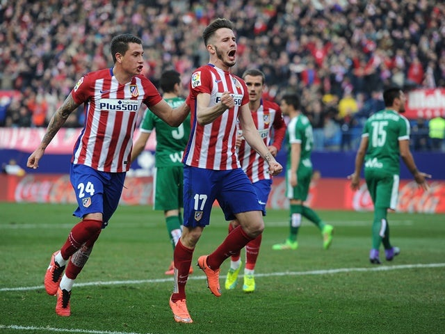 Result: Atletico come from behind to beat Eibar