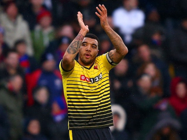 Result: Deeney, Niang help Watford into top half