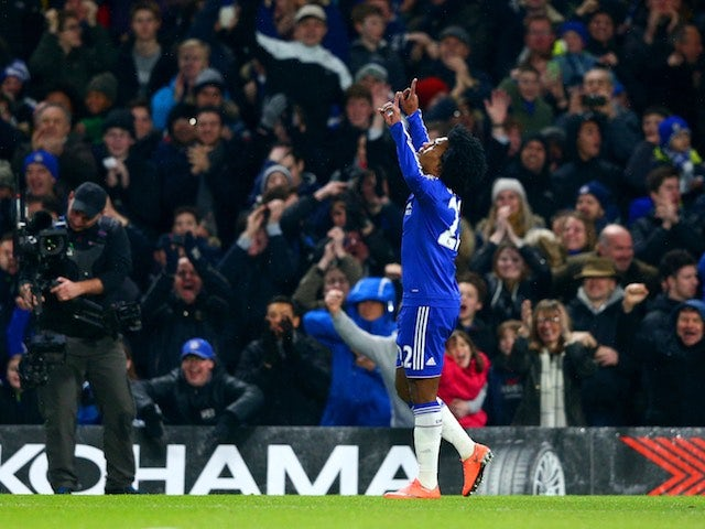 Result: Chelsea hit five against sorry Newcastle