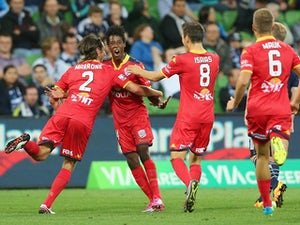 Adelaide leave it late against Victory