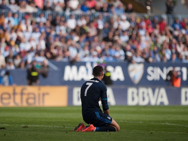Result: Real Madrid's title hopes in tatters