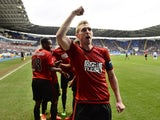 Darren Fletcher celebrates scoring during the FA Cup game between Reading and West Bromwich Albion on February 20, 2016