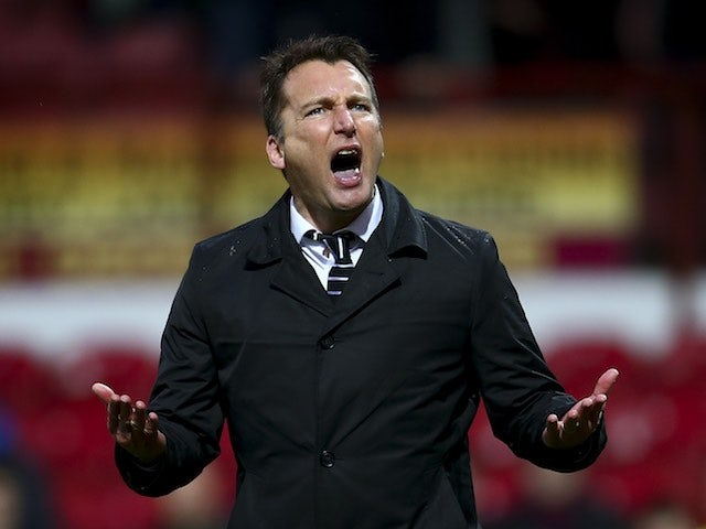 """Darren Wassall praises """"excellent"""" Derby"""