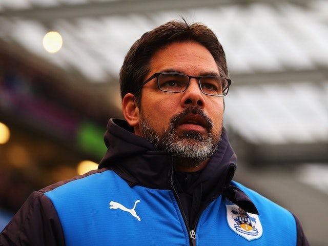 Result: Huddersfield Town clinch playoff spot