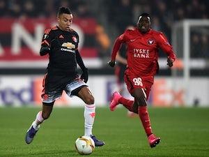 Poor Man United lose in Denmark