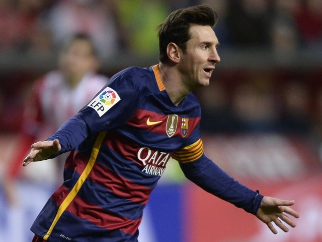 Result: Barcelona extend lead to six points