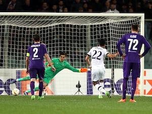 Spurs held in Fiorentina