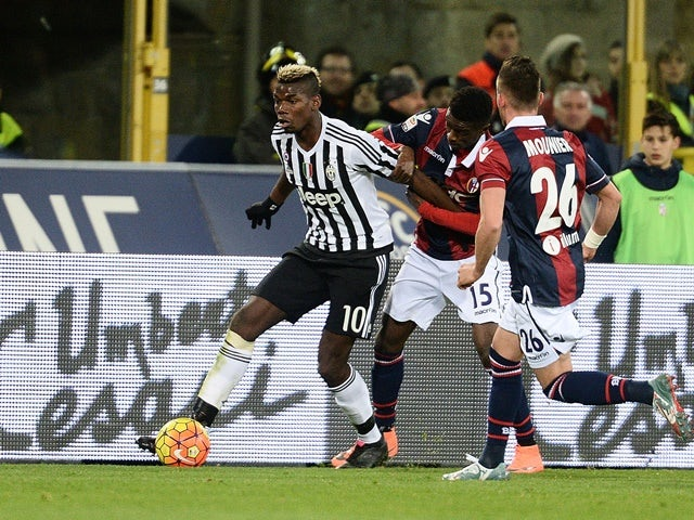 Result: Juve's 15-game Serie A winning run ends