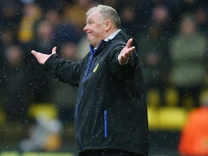 Leeds confirm departure of Steve Evans