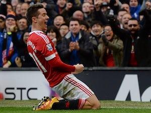 Herrera labels Man City title favourites