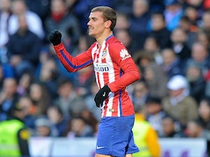Man United 'hold further talks with Griezmann'