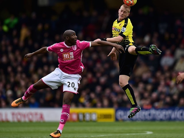 Result: Watford, Bournemouth in stalemate