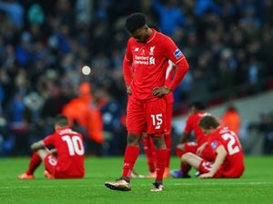 Team News: Sturridge only makes Reds bench
