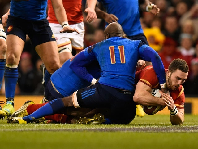 Result: Wales beat France to boost title hopes