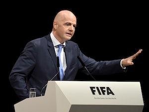 Infantino: 'Russia, Qatar World Cups to proceed'