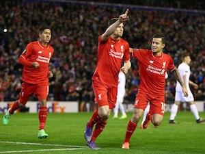 Liverpool scrape into last 16 of Europa