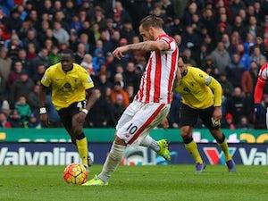 Live Commentary: Stoke City 2-1 Aston Villa - as it happened