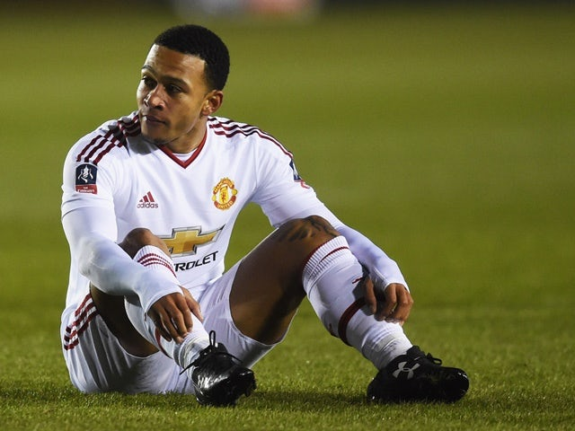 Memphis Depay: 'I would like to join Real Madrid'