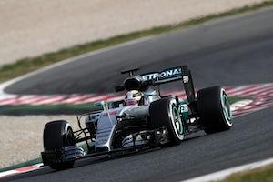 Lewis Hamilton on top in first Monaco practice