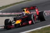 Red Bull - Feb Barcelona Testing day 1 - 2016
